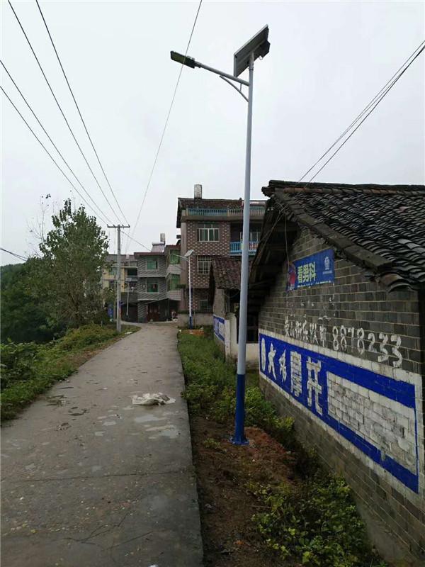 江西光源智慧照明科技有限公司-荣山镇筒家桥村